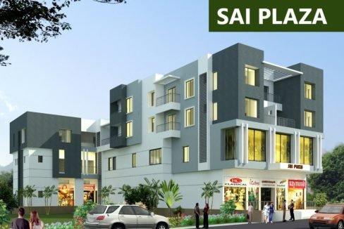 SAI PLAZA Ratnagiri by Siddhivinayak Constructions