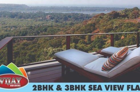 Vijayshree by vijay builders layout and sea view